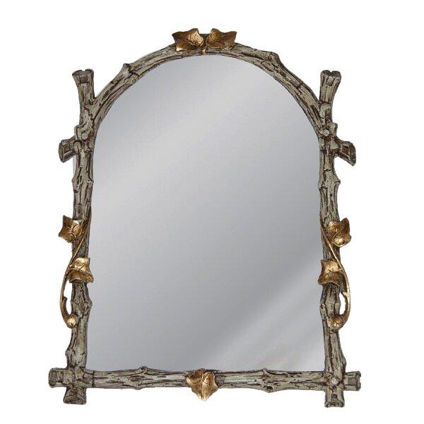 Spiral Twig Mirror | Wayfair
