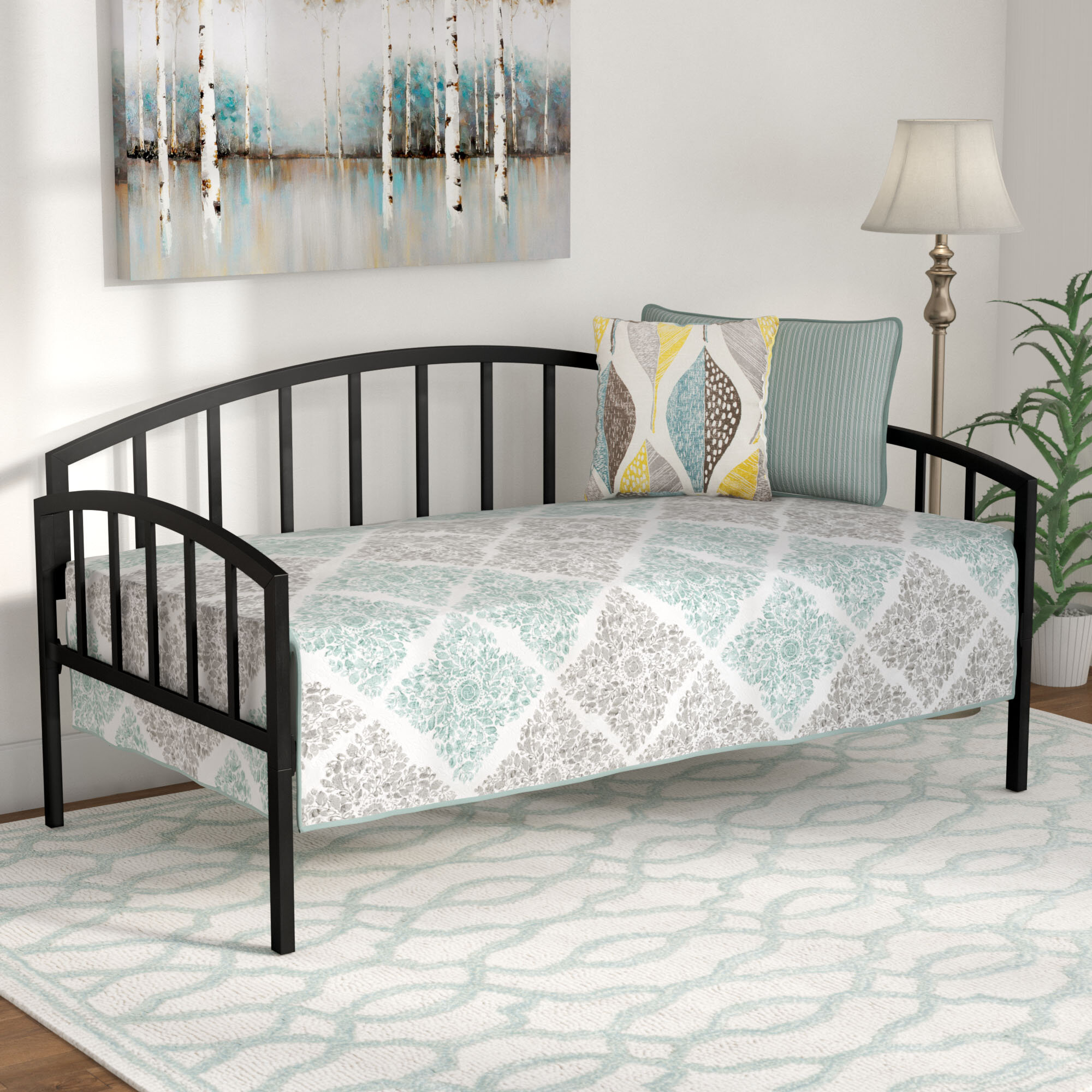 King Size Daybed | Wayfair