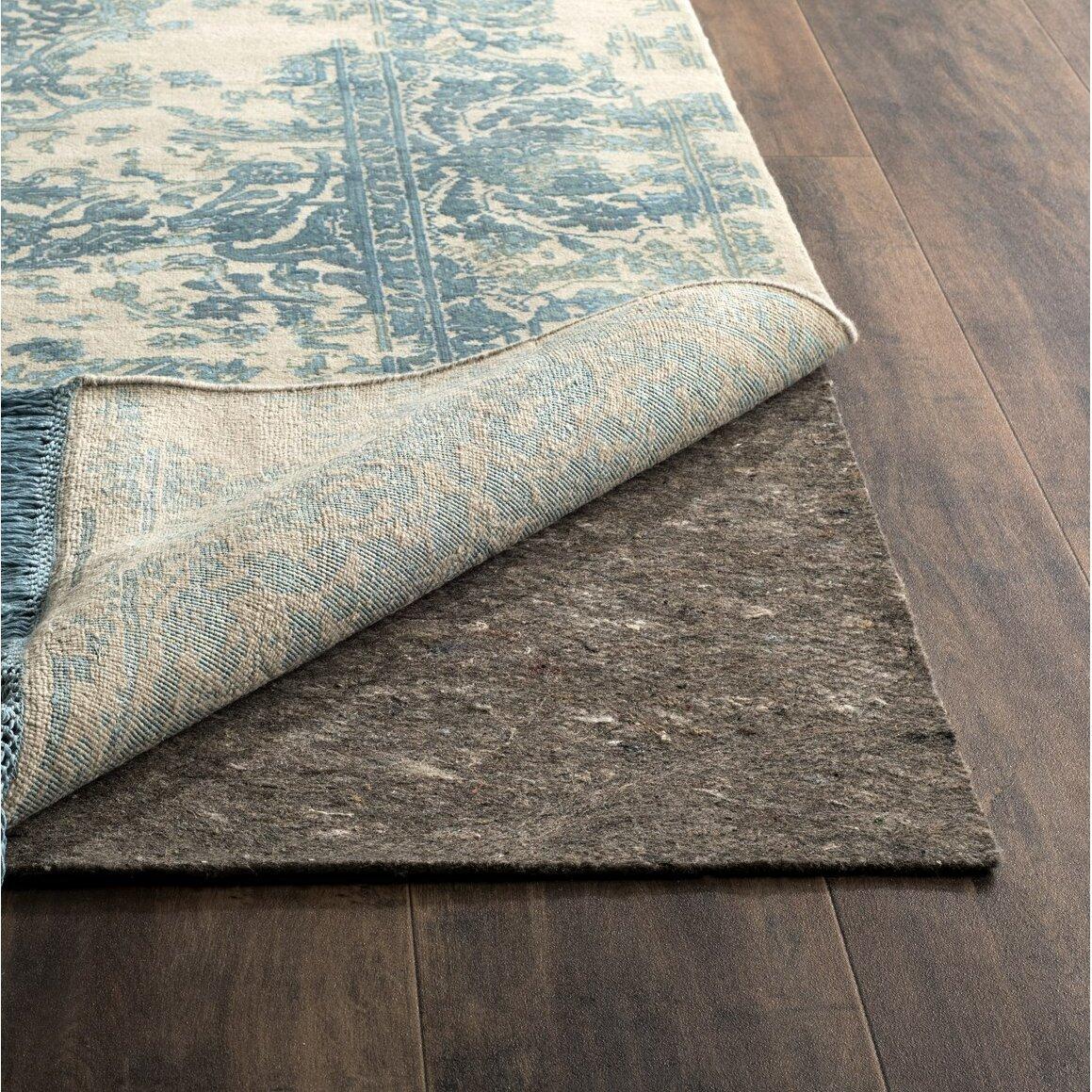Rug Pads For Wood Floors Gurus Floor