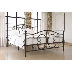 bombay platform bed - Metal Frame Twin Bed