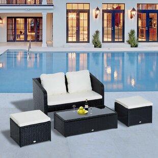 Lounge Sets Eigenschaften Mit Verstellbarem Tisch Zum Verlieben
