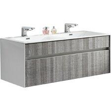 Bathroom Vanities 48 Inch modern 48 inch bathroom vanities | allmodern