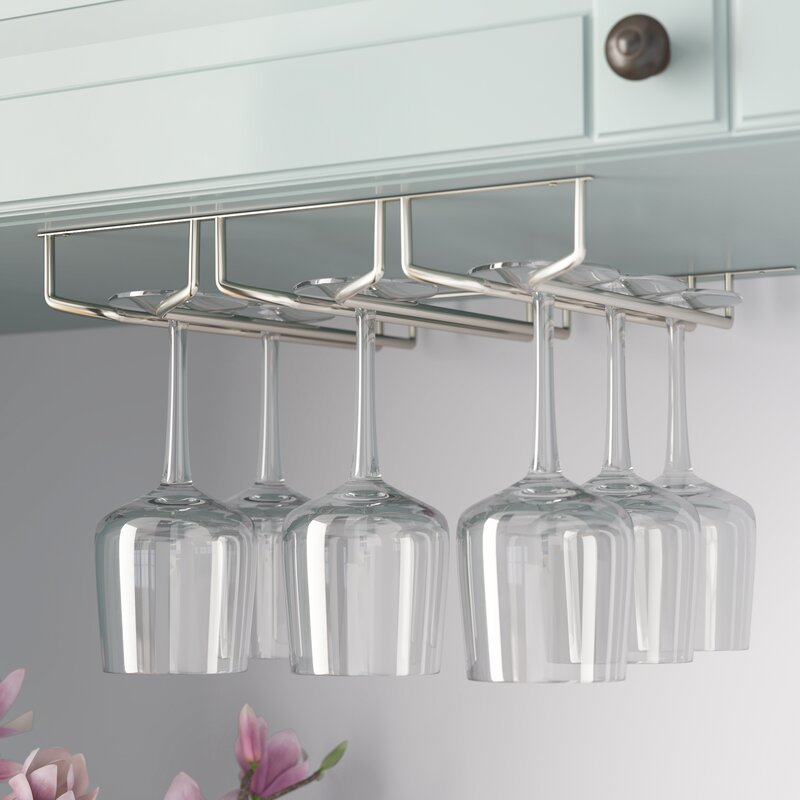 hanging wine glass rack - Hanging Wine Glass Rack