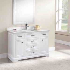 Coventry 49″ Single Vanity Set