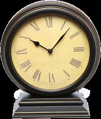 Mantel & Tabletop Clocks