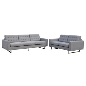 modern living room set. Beneva 2 Piece Living Room Set Modern Sets  AllModern