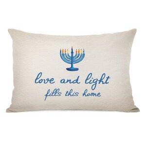 Love and Light Lumbar Pillow