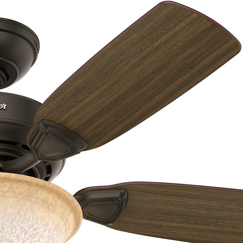 44 Auberville 5 Blade Ceiling Fan