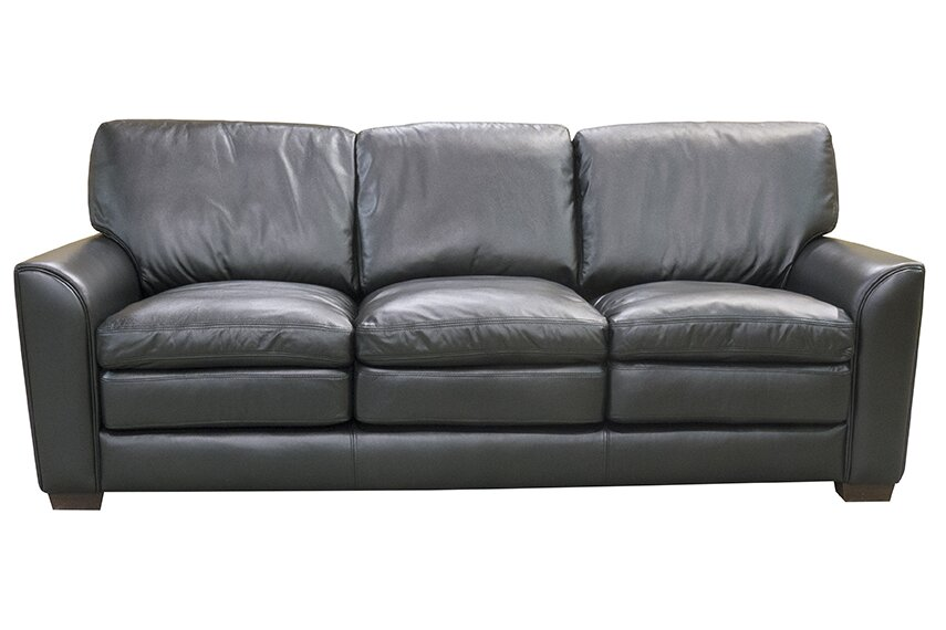 Coja Sacramento Leather Sofa Reviews Wayfair