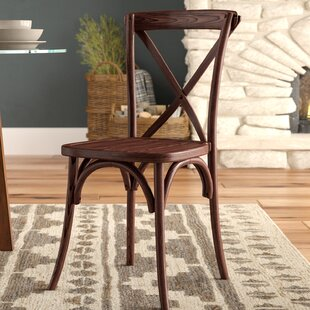 Norma Solid Wood Dining Chair