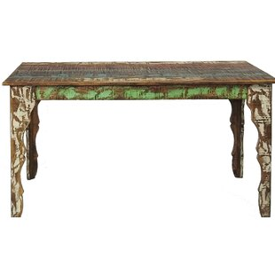Freelon Solid Wood Dining Table