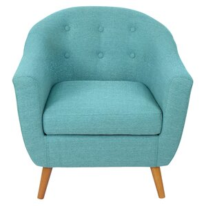 Henley Barrel Chair by Langley Street