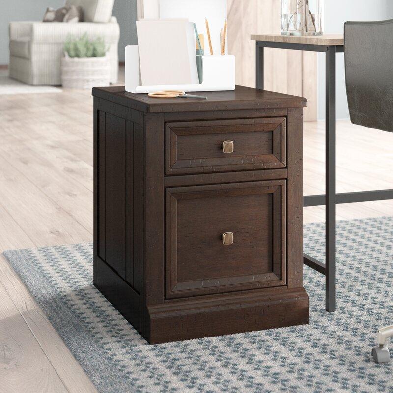 Laurel Foundry Modern Farmhouse Giroflee 2 Drawer File Cabinet U0026 Reviews    Wayfair