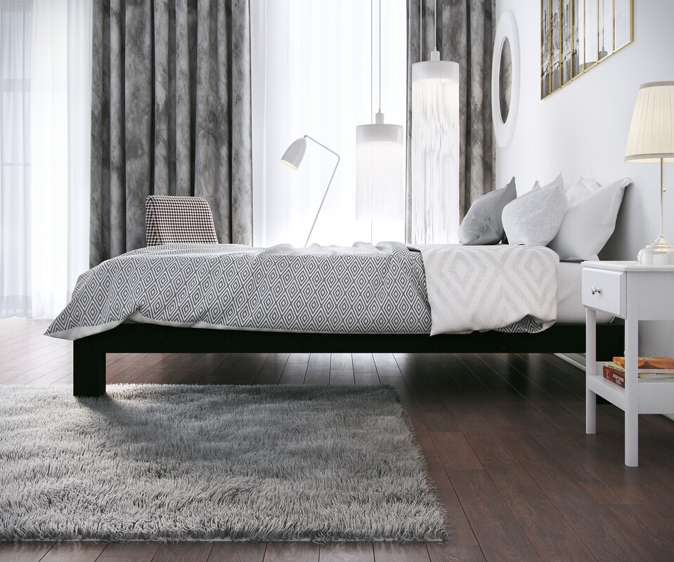In Style Furnishings Stella Platform Bed