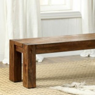 Silvis Wood Bench