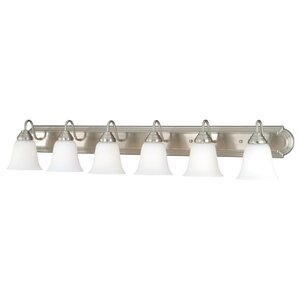 708 Series 6-Light Vanity Light