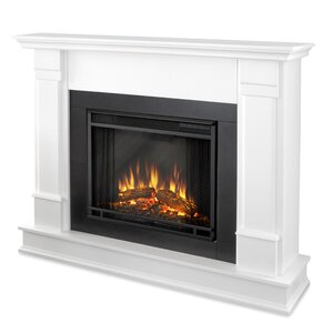 Modern & Contemporary Modern Fireplace Mantels | AllModern