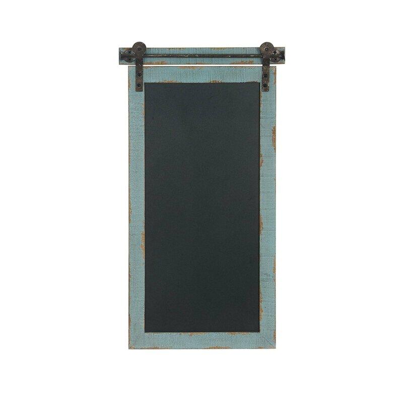 Cole Amp Grey Vertical Chalkboard Amp Reviews Wayfair