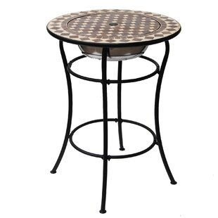 Patio Table With Tile Insert Wayfair