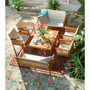 Wood Patio Furniture Youll Love Wayfair - Wayfair outdoor table and chairs