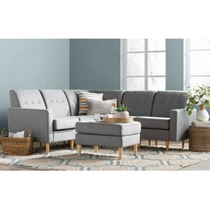 Easton In Gordano Modular Sectional by Ivy Bronx
