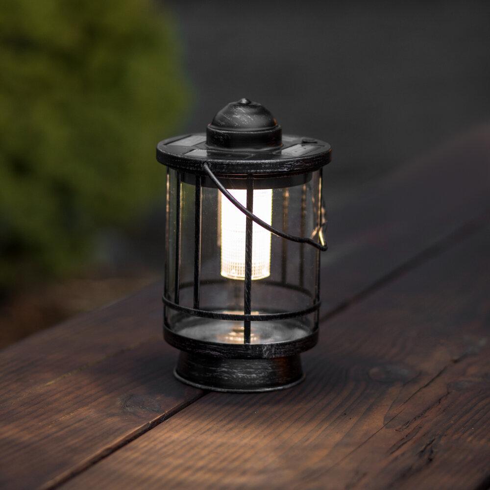 Jiawei Technology Duracell 5 Lumen Metal Gl Tabletop Lantern Wayfair