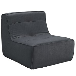Align Upholstered Slipper Chair by Modway