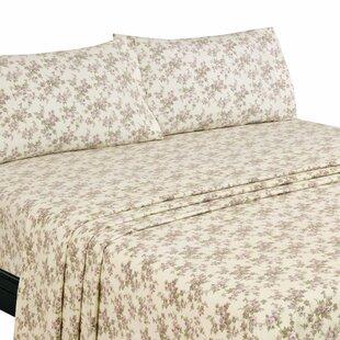 Willshire Hill 100% Cotton Flannel Sheet Set