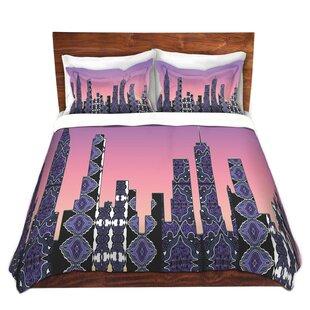 New York Skyline Bedding Wayfair