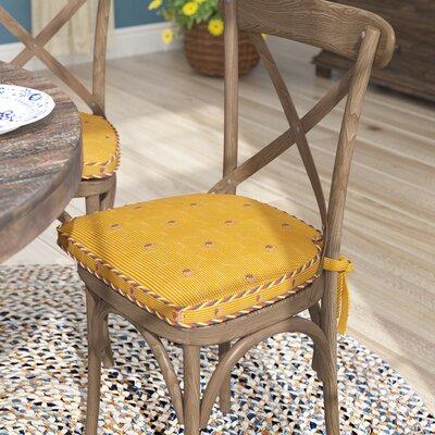 Chair Pads Amp Cushions You Ll Love Wayfair
