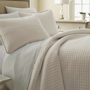 Ivory & Cream Quilts & Coverlets Sets | Joss & Main : ivory quilts - Adamdwight.com