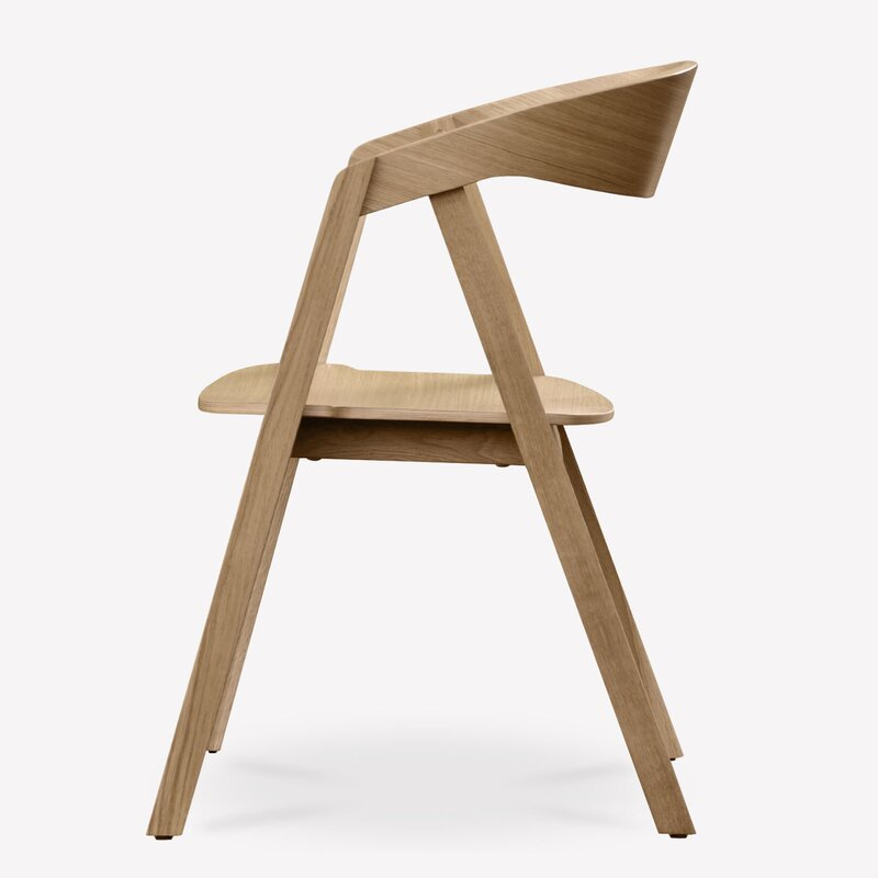 Swell Barner Solid Wood Dining Chair Machost Co Dining Chair Design Ideas Machostcouk