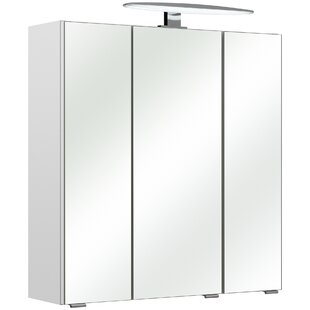 Kassel Mila I 65 x 70cm Wall Mounted Cabinet by Quickset