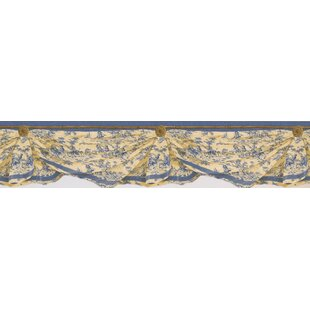 Kuchler Window Valance 15 L X 5 W Abstract Wallpaper Border
