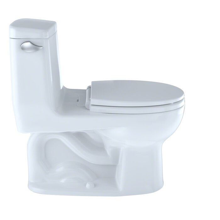 Toto Ultramax G Max Low Consumption 16 Gpf Round Bowl One Piece