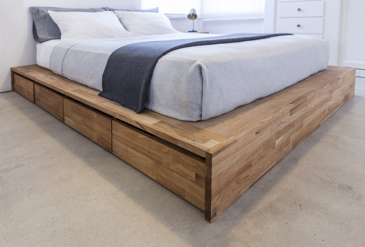 Mash Studios Lax Series Storage Platform Bed Amp Reviews