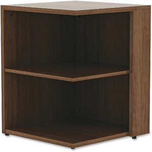 Essentials Corner Unit Bookcase