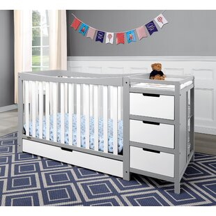 with pad for dresser changing combo charming set table changer cribs crib baby attached