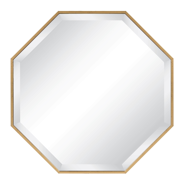Morganton Modern Contemporary Beveled Accent Mirror Joss Main