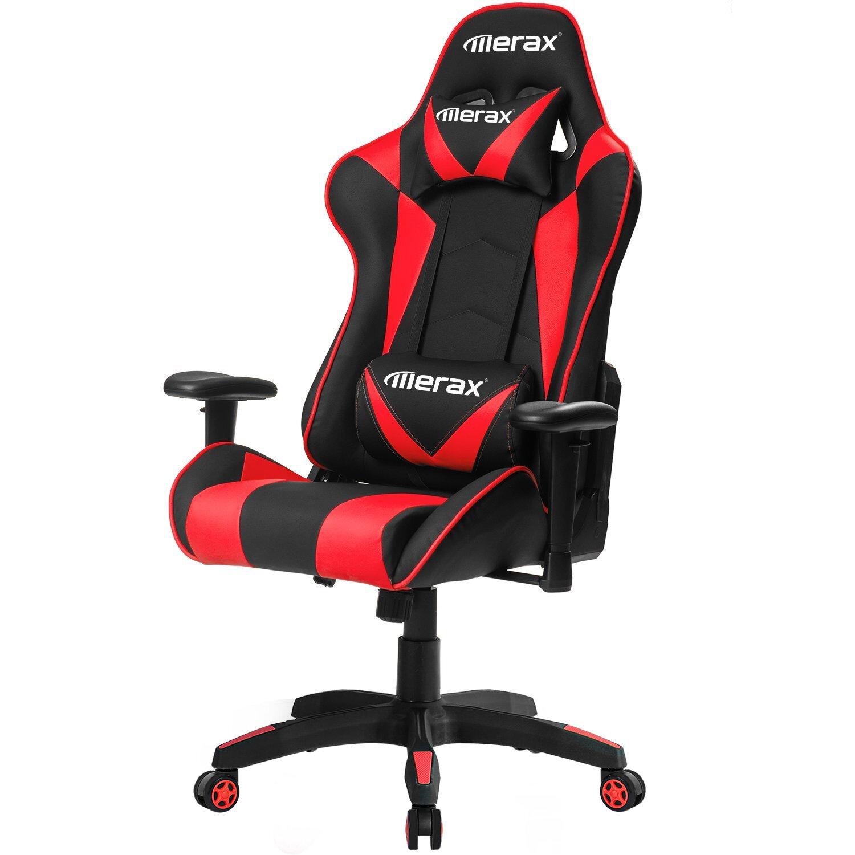 Merax Ergonomic Gaming Chair Wayfair