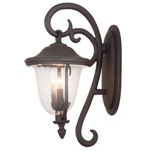 Santa Barbara 2-Light Outdoor Wall Lantern