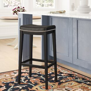 Black Wood Bar Stools Youll Love Wayfair