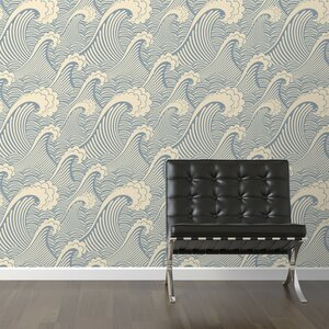 Waves of Chic Removable 10' x 20