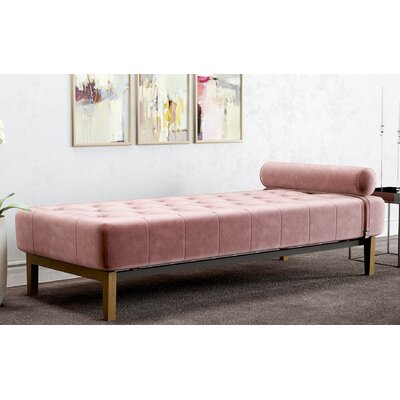 Pink Chaise Lounge Chairs You Ll Love Wayfair Ca