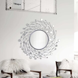 72684883977 Como Modern   Contemporary Accent Mirror. by Ren-Wil
