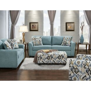 Easthampton 3 Piece Living Room Set