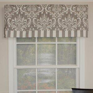 Window Valances, Café & Kitchen Curtains You\'ll Love | Wayfair