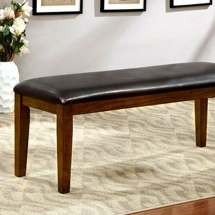 Kidwell Wood Dining Bench