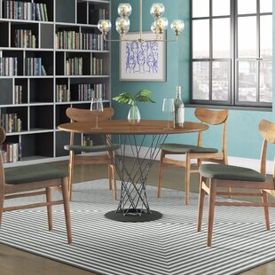 Dripping Springs Wood Top Dining Table