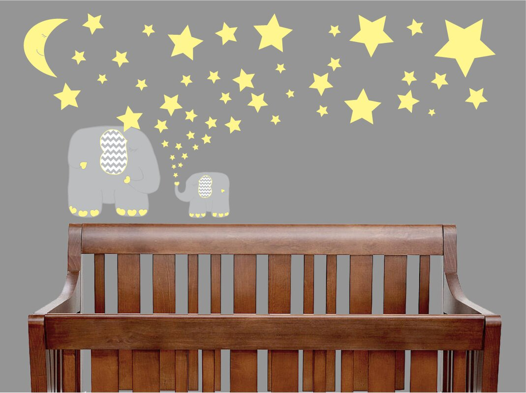 Marvelous Elephant Wall Decal Part 19